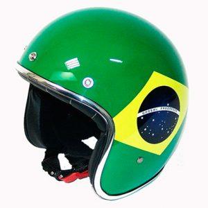 Hjelm model Brazil
