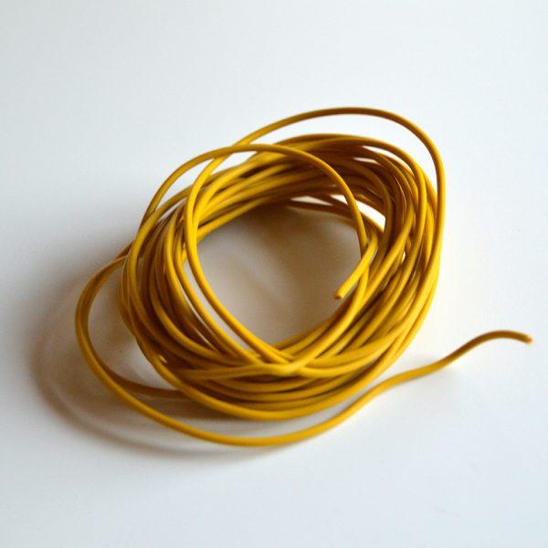 Ledning gul 5 meter