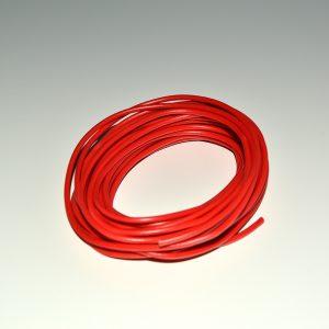 Ledning rød 5 meter
