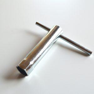 Tændrørs nøgle forlænget