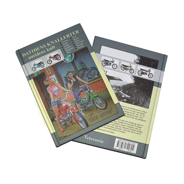 Datidens Knallerter & nutidens kult en bog på 228 sider