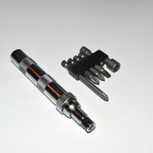 Slagskruetrækker handy model