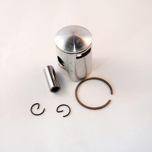 Stempel med ringe 38mm Power one