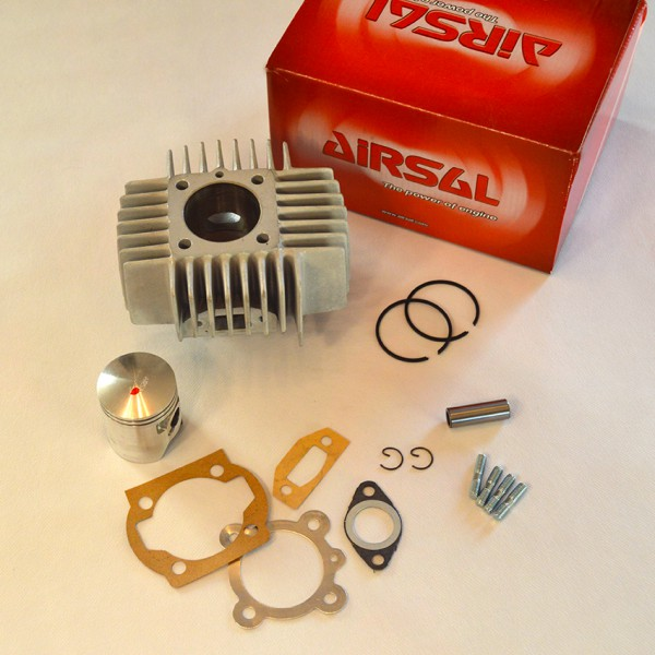 Airsal 45mm Cylinder med Stempel og Pakninger 70CC