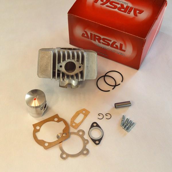 Airsal 44mm Cylinder med Stempel og Pakninger 65cc