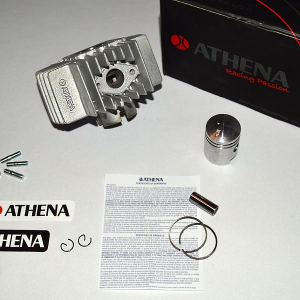 Athena cylinder med Plumb 38mm