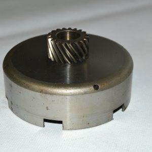 Koblingsskål Maxi Pedal BEMÆRK findes i 2 udførelser i indgreb