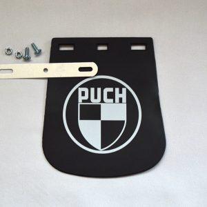 Stænkklap stor med Puch logo