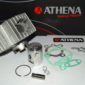 Athena Cylinder med 6 skyllekanaler