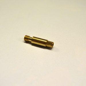 Dyserør for 4mm dyser rund Karburator