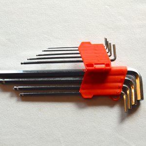Umbracho nøgler 9 stk