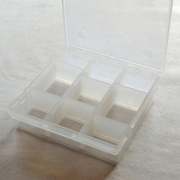 Sortiments box med 6 rum