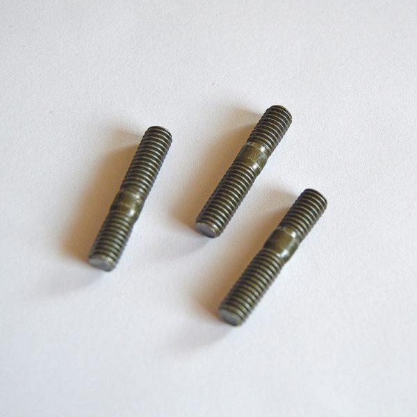 Gevind stykke M6 X 35 hærdet stål til indsugning eller udstødning