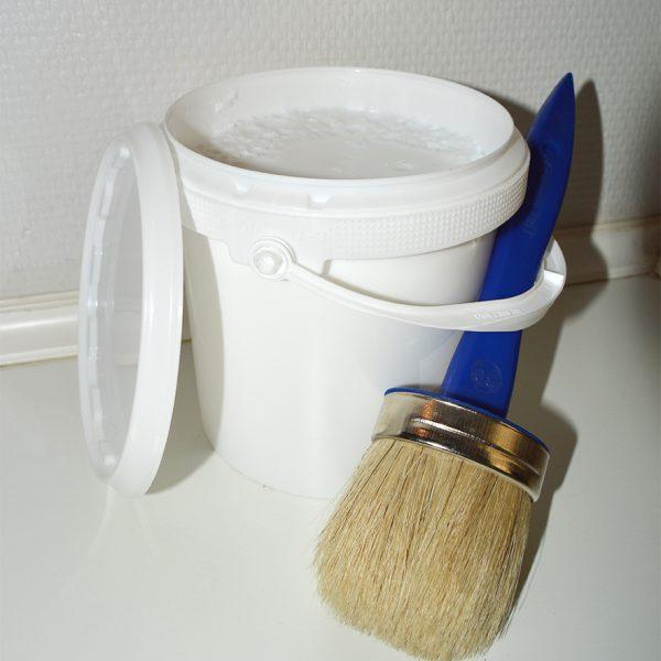 Dæk monterings pasta inkl. pensel