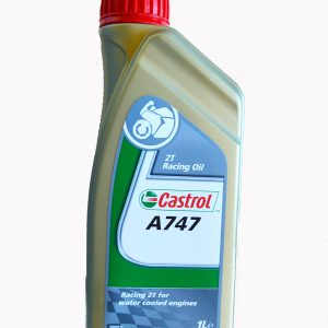 Castrol A747 Racing 2T olie