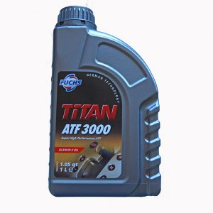 Titan 3000 Super High Performance ATF gear olie