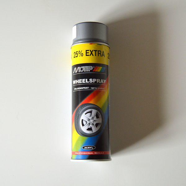 Motip sølv spray med 25% ekstra