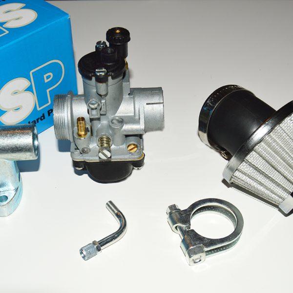 Karburatorsæt 21mm til Puch Maxi