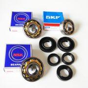Lejesæt med Simmeringe for Maxi 2 gear motor