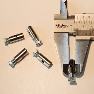 Skrue Nippel 6 X 14mm