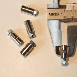 Skrue Nippel 8 X 15mm
