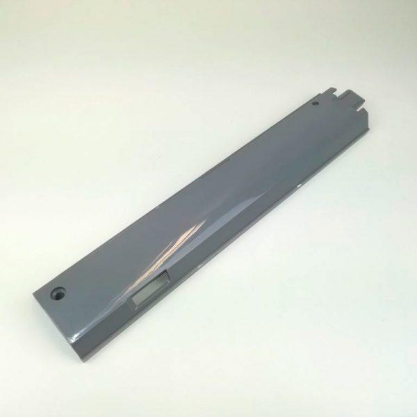 Plastafdækning grå til under tank PUCH Maxi