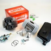 Airsal 50cc Cylinder sæt der passer til PUCH Maxi P K KL *yderst velkørende*