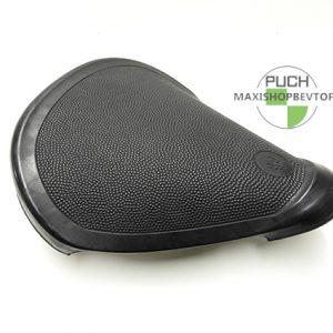 Retro sæde i sort gummi til PUCH Maxi P og K