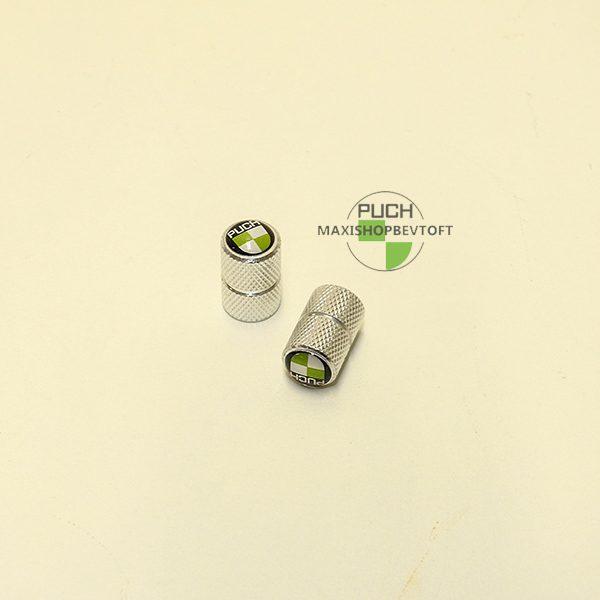 Ventilhætter med PUCH logo