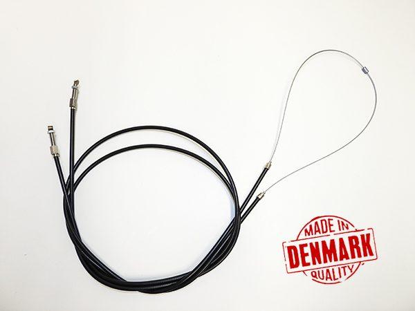 Gear kabel til Maxi 2 gear - Håndlavet i DK
