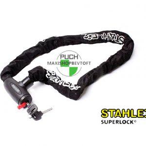 STAHLEX kædelås i kraftig udførsel 8X120cm til at sikre din PUCH Maxi