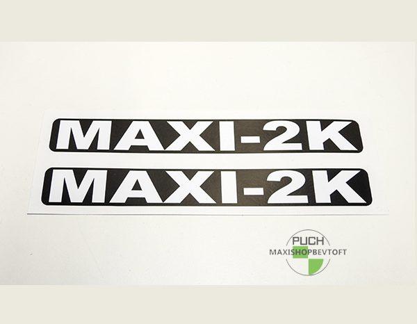 Stafferinger Maxi 2 gear til brug på bla sideskjolde mv