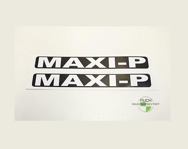Stafferinger Maxi P til brug på bla sideskjolde mv