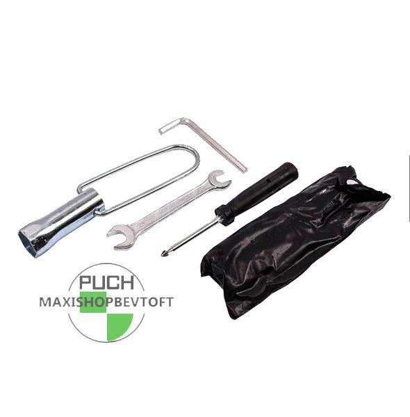 Værktøjssæt til dig og din PUCH Maxi