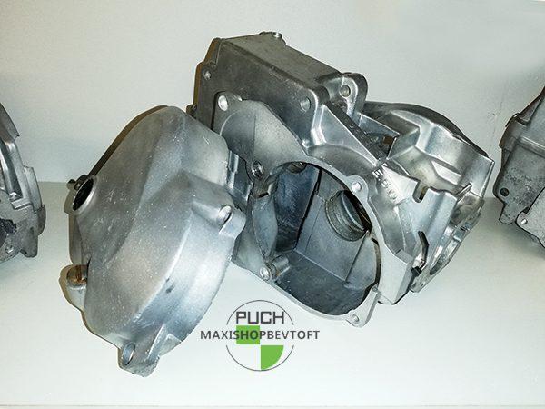 K motor med kickstarter dæksel