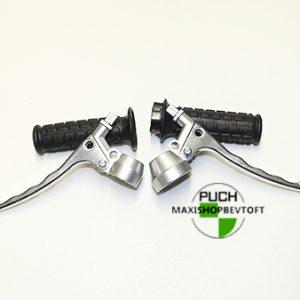 Håndtag for højre og venstre side komplet for PUCH Maxi K, KL