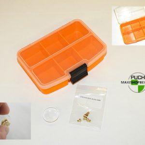 Str 82-90 4mm dyser 5 stk inkl lup og sortiments boks