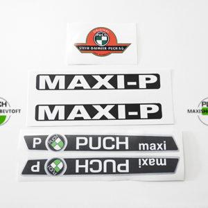 Staffering sæt til PUCH Maxi Pedal
