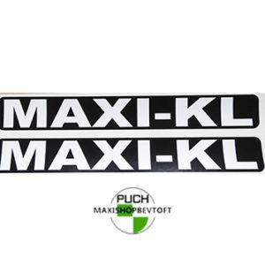 Stafferinger Maxi KL til brug på bla sideskjolde mv