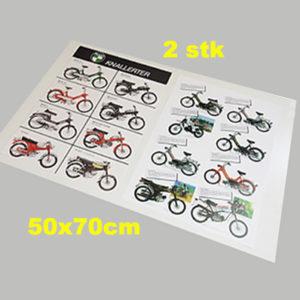 2 stk plakater JULI tilbud 50x70cm