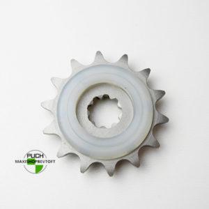 14 tands vibrationsdæmpende tandhjul til PUCH Maxi