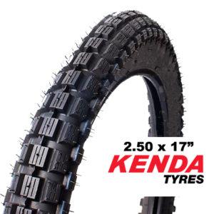 Kenda Trial dæk 250 x 17