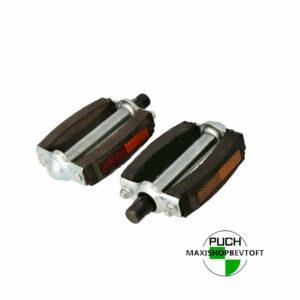 Pedal sæt klassisk med reflex for Puch Maxi Pedal