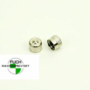 2 stk Ventilhætter i metal til PUCH Maxi