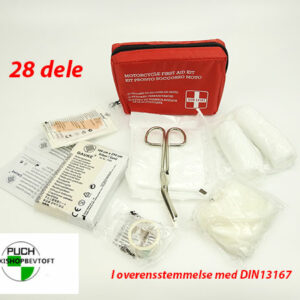 FIRST AID KIT handy model 28 dele