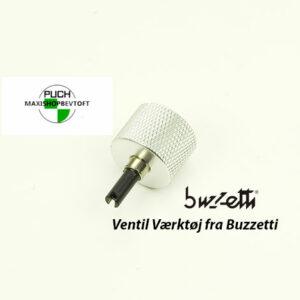 Ventil værktøj fra Buzetti